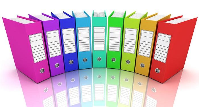 архив с файлами